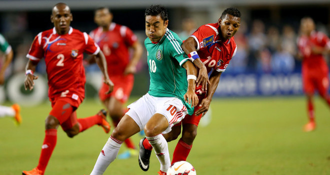 Panama v Mexico - 2013 CONCACAF Gold Cup