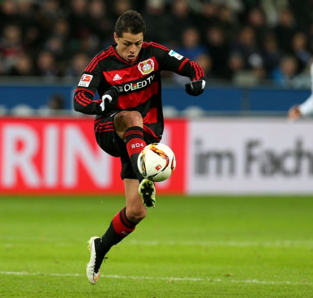 chicharito-leverkusen-2016