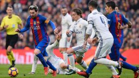 Real Madrid vrs Barcelona